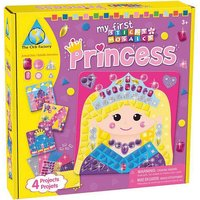 The Orb Factory my first Sticky Mosaics - Princess