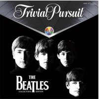 USAopoly Trivial Pursuit - The Beatles Collector's Edition