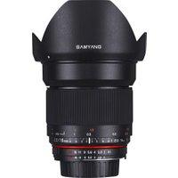 Samyang 16mm f/2 ED AS UMC CS Pentax