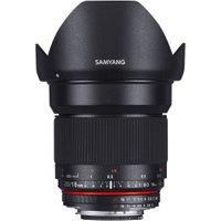 Samyang 16mm f/2 ED AS UMC CS Samsung NX