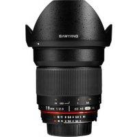 Samyang 16mm f/2 ED AS UMC CS Sony NEX