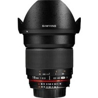 Samyang 16mm f/2 ED AS UMC CS Micro Four Thirds