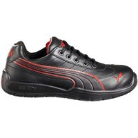 Puma Daytona Low (642620) black/red