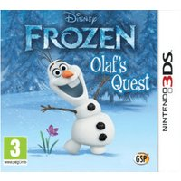 Frozen: Olaf's Quest (3DS)