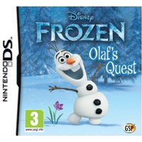 Frozen: Olaf's Quest (DS)
