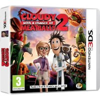 Cloudy with a Chance of Meatballs 2 (3DS)