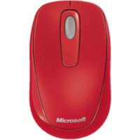 Microsoft Wireless Mobile Mouse 1000 (red)