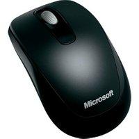 Microsoft Wireless Mobile Mouse 1000 (black)