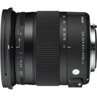 Sigma 17-70mm f/2.8-4 DC Macro OS HSM C Nikon