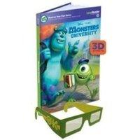 LeapFrog LeapReader Book Monsters University 3D