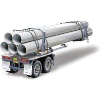Tamiya Telescopic Semitrailer with Stakes Kit (56310)