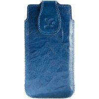 SunCase Mobile Phone Case Wash Blue (Sony Xperia L)