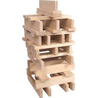 Vilac One Hundred Natural Wood Piece Set