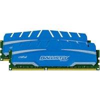 Crucial Ballistix Sport XT 8GB Kit DDR3 PC3-12800 CL9 (BLS2C4G3D169DS3CEU)