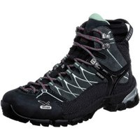 Salewa Alp Trainer Mid GTX Women slate/mint