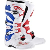 Alpinestars Tech 7 Boot white/blue/red