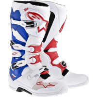 Alpinestars Tech 7 Boot white/blue/red