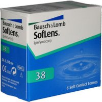 Bausch & Lomb Soflens 38 (6 pcs) +0.25
