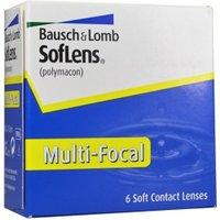 Bausch & Lomb Soflens Multifocal (6 pcs) +0.25