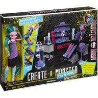 Monster High Create-A-Monster Color me creepy Design Chamber