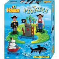 Hama Pirates Bead Set (3229)