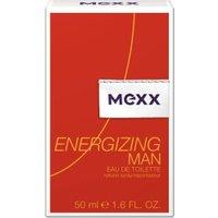 Mexx Energizing Man Eau de Toilette (50ml)