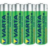 Varta 4x Toys Accu AA Ready2Use 1,2V 2400 mAh