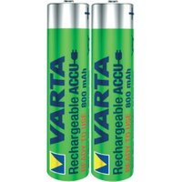 Varta 2x Toy Ready2Use AAA HR3 1,2V 800 mAh