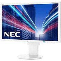 NEC MultiSync EA234WMi White