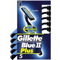 Gillette Blue II Plus (5 pcs.)