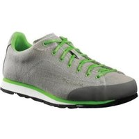 Scarpa Margarita Canvas tan green