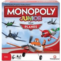 Winning-Moves Monopoly Disney Planes