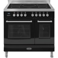 Britannia Q Line 90cm Twin Oven Induction