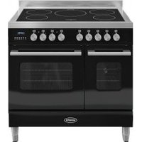 Britannia Delphi 90cm Twin Oven Induction