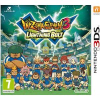 Inazuma Eleven 3: Lightning Bolt (3DS)