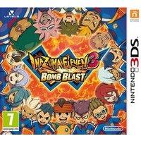 Inazuma Eleven 3: Bomb Blast (3DS)