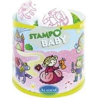 AladinE Stampo Baby Princess Stamps