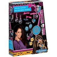 Clementoni Monster High Create Scary Earings Kit