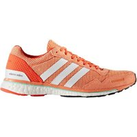 Adidas adiZero Adios Boost W easy orange/fftwr white/energy