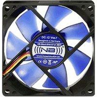 Noiseblocker BlackSilent Fan X2 80mm