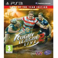 Rugby League Live 2: Game of the Year Edition (PS3)