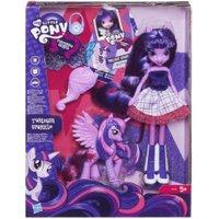 Hasbro My Little Pony Equestria Girls Twilight Sparkle And Pony Set