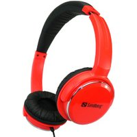 Sandberg Home n Street Headset (red)
