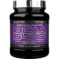 Scitec Nutrition BCAA 6400 (375 Pieces)