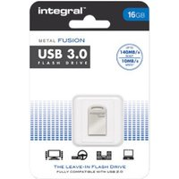 Integral Fusion USB 3.0 Flash Drive 16GB