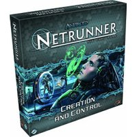 Fantasy Flight Games Android: Netrunner - Creation and Control