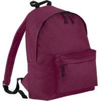 Bagbase Fashion Backpack burgundy