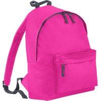 Bagbase Fashion Backpack fuchsia/graphite grey