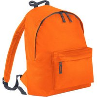 Bagbase Fashion Backpack orange/graphite grey