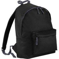 Bagbase Junior Fashion Backpack black